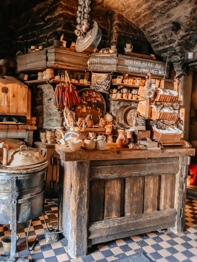 ресторан 3 дракона в центре Таллина