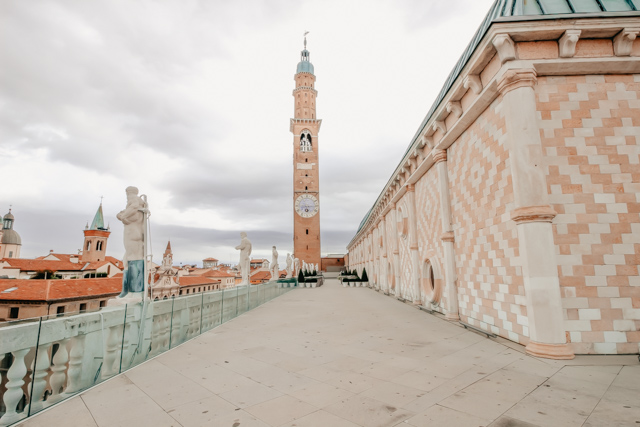 Базилика Палладиана в Виченце