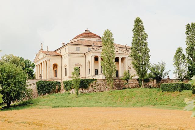 Вилла Ротонда в Виченце